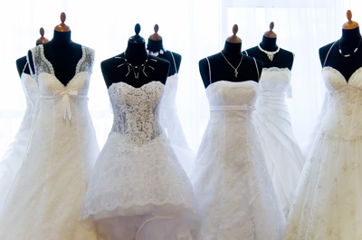 Rent Dresses Weddings in California